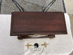 Antique mantel shelf