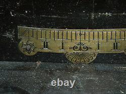 ANTIQUE 1880s SETH THOMAS WALL CLOCK Eastman KODAK Camera ORIGINAL STORE DISPLAY