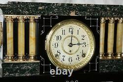 ANTIQUE SETH THOMAS SHELF MANTLE CLOCK-Totally! -Restored- c/1900 UNLISTED No. 1