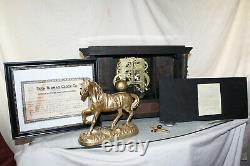 ANTIQUE SETH THOMAS SHELF MANTLE CLOCK-Totally! -Restored- c/1905