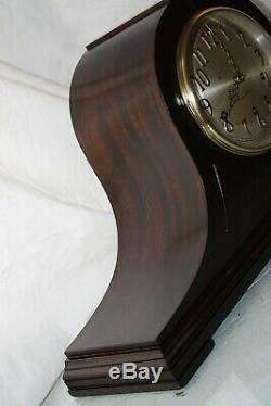 ANTIQUE SETH THOMAS SHELF MANTLE CLOCK-Totally! -Restored- c/1924 Chime No. 98