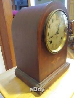 Antique 1910-1920 Seth Thomas Sonara 5 Bell Mantle Clock