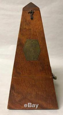Antique Metronome De Maelzel Seth Thomas Clocks Have Not Touched! Reduced, L@@