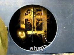 Antique Refurbished 1890s Seth Thomas Adamantine 8-Day Mantel Clock Label # 295A