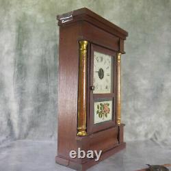Antique SETH THOMAS 19 CLOCK Restoration Project PARTS ONLY S1E1
