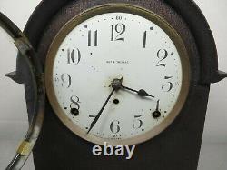 Antique SETH THOMAS Beehive Mantel Clock