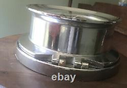 Antique SETH THOMAS Chronometer 5 1/2 Mark I Deck US Navy Marine Clock1940
