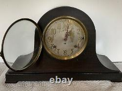 Antique SETH THOMAS SONORA 8 Day Westminster Chime Mantle Clock RUNNING