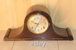 Antique Seth Thomas 8 Day Striking Mantle Clock Classic Original