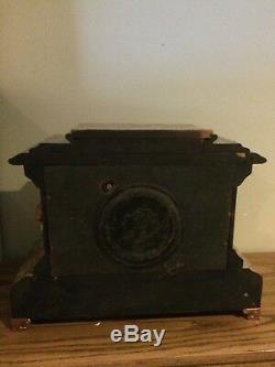 Antique Seth Thomas Adamantine Mantel Clock