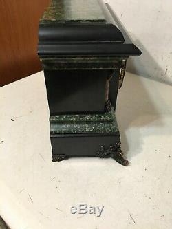 Antique Seth Thomas Adamantine Mantle Clock