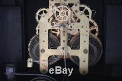 Antique Seth Thomas Adamantine Mantle Clock No. 102