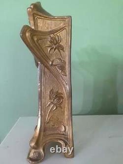 Antique Seth Thomas Art Nouveau Clock, 10High x 5 wide