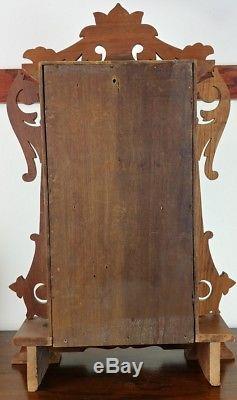 Antique Seth Thomas City Series Gingerbread Parlor Mantle Clock Model Newark