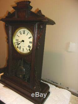 Antique Seth Thomas City Series Reno Mantel Clock
