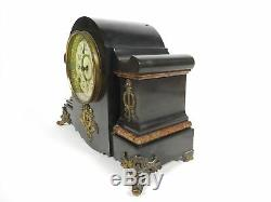 Antique Seth Thomas Fargo Model 1897 No. 102a Adamantine Mantle Clock