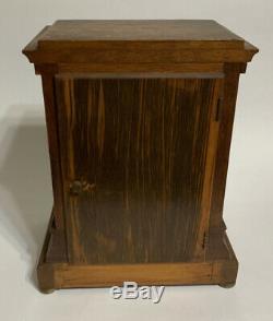 Antique Seth Thomas Greek Revival Mantel Clock