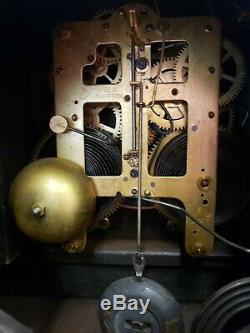 Antique Seth Thomas Mantel Clock Circa 1900 WE Ship