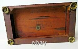 Antique Seth Thomas Mantle Clock 89 Movement Restoration Not Running #11183