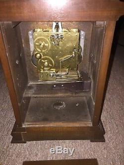 Antique Seth Thomas Mantle Clock, Westminster Chimes
