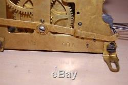 Antique Seth Thomas Model 90A Sonora Chime Clock Movement