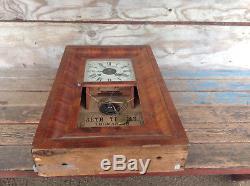 Antique Seth Thomas Ogee Clock