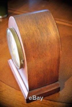 Antique Seth Thomas Outlook No. 2 1921 Mantle Clock Runs 8 Day Time/Strike
