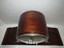 Antique Seth Thomas Plymouth Mantel Chime Clock, 8-Day, Key-wind