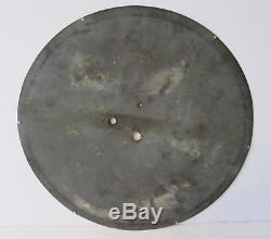 Antique Seth Thomas Regulator No. 2 Clock Dial, 12 Dial, Original Clock Part