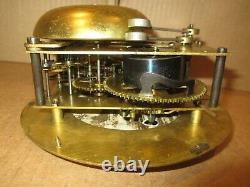 Antique Seth Thomas Ship's Bell Clock