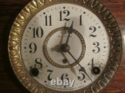 Antique Seth Thomas Six Column Mantel Clock