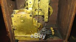 Antique Seth Thomas Sonora Bell Westminster Mantle Clock