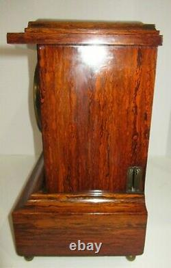 Antique Seth Thomas Sonora Quarter Hour Chime Clock 8-Day, Key-wind