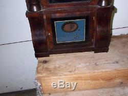 Antique Seth Thomas Triple Decker Weight Driven Clock