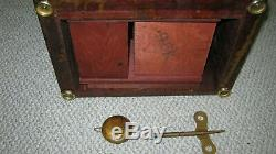 Antique Seth Thomas Westminster 5 Bell Sonora Clock