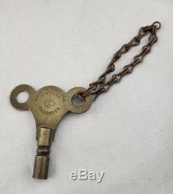 Antique Seth Thomas Westminster mantle clock runs No 113 Movement 5 hammer chime