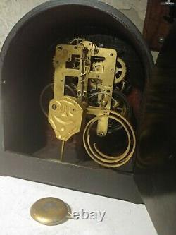 Antique Seth Thomas clock Co. Cymbal #4 chime clock mantle clock 1925