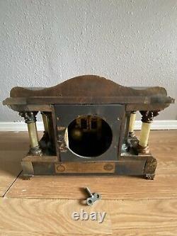 Antique Victorian 1800s Seth Thomas Mantle Clock
