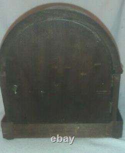 Antique/Vintage Seth Thomas Mantle Tabletop Clock FOR PARTS/REPAIR