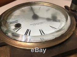 CALCULAGRAPH Telephone Call Billiard Hall Time Clock Timing Seth Thomas Mvt