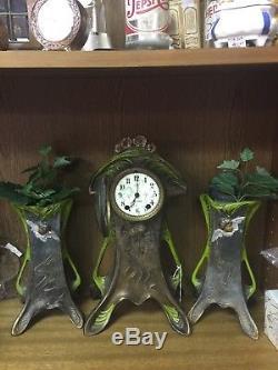 Dorothy Seth Thomas Clock Set