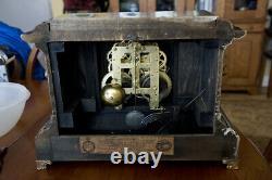 Fully Restored Seth Thomas Adamantine Clock