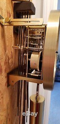 Kieninger Clock Movement RWS, Made for Seth Thomas, Vienna regulator