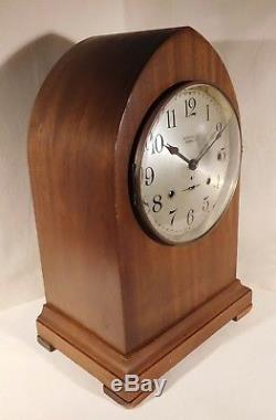 MONUMENTAL SIZE Seth Thomas Sonora Chime Clock No. 16