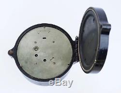 Near Immaculate Working Wwii U. S Navy M Low Celsea Seth Thomas Mark I Deck Clock