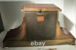 PERFECT! Antique Seth Thomas 1900's Adamantine Mantle Clock CLASSIC RARE BEAUTY