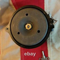 RARE Vintage US Navy Mark I Boat Clock 1942 War Date Seth Thomas Phenolic Case