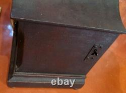 Rare Antique SETH THOMAS 4 BELL WESTMINSTER SONORA CHIME CLOCK #55 Circa 1914