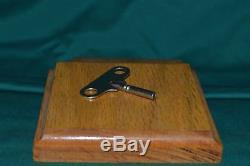 Rare Antique Seth Thomas Ship Clock with Key