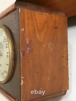 Rare Seth Thomas Westminster Chime Mantle Clock With 113 Movement